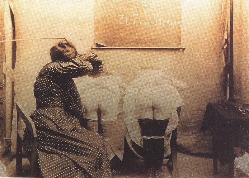 bdsm vintage zut pour madame