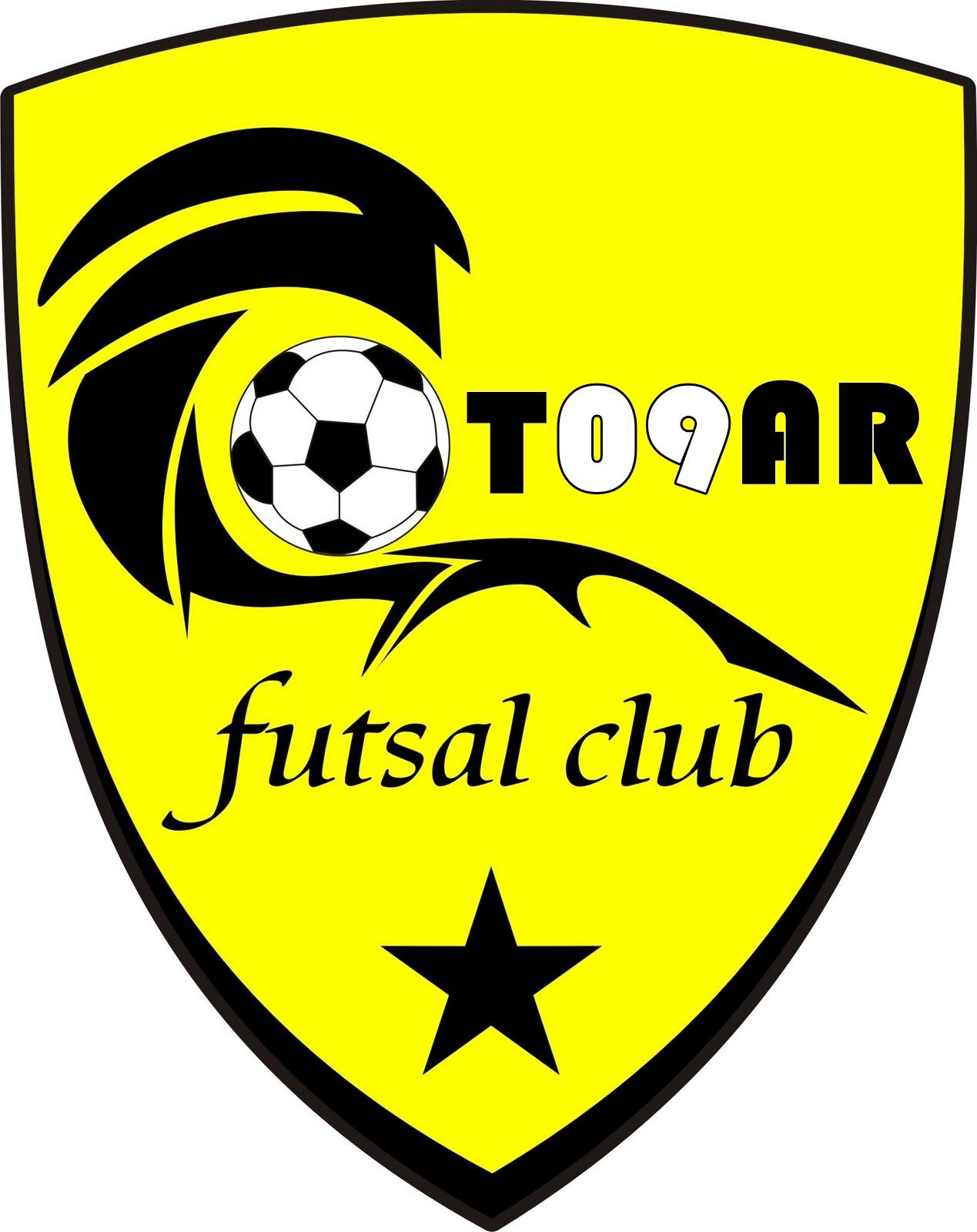 09 Anti Desain Kustum Futsal Logo Gambar Polos