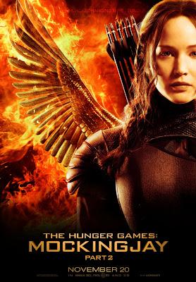 Hunger Games: Mockingjay pt. 2 - Dio benedica Jennifer Lawrence.