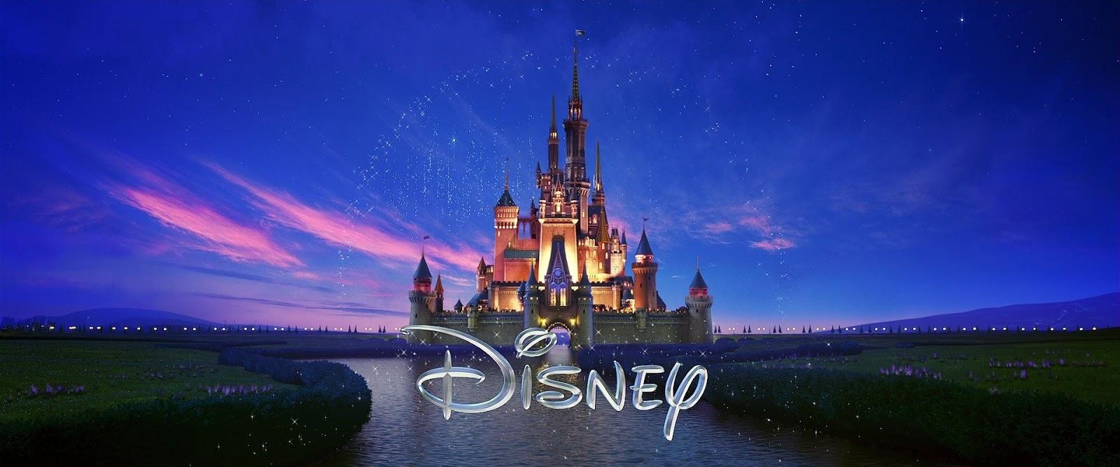 The Evolution of the Disney LogoDisney Pixar Logo Castle