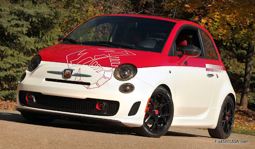 Mopar 500 Abarth Scorpion