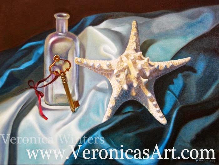 Veronica Winters, fine artist