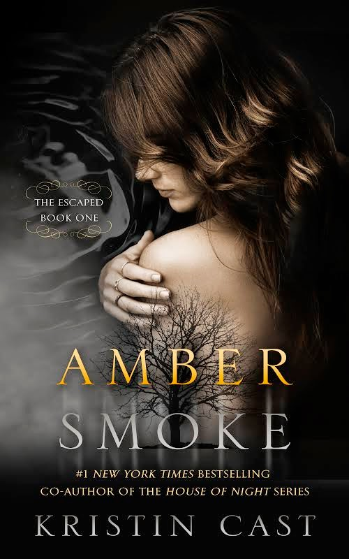 Cover Reveal: Amber Smoke by Kristin Cast (And Giveaway!)
