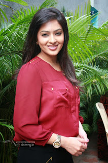 Nikeesha-Patel-Stills-at-Ennamo-Edho-Movie-Press-Meet