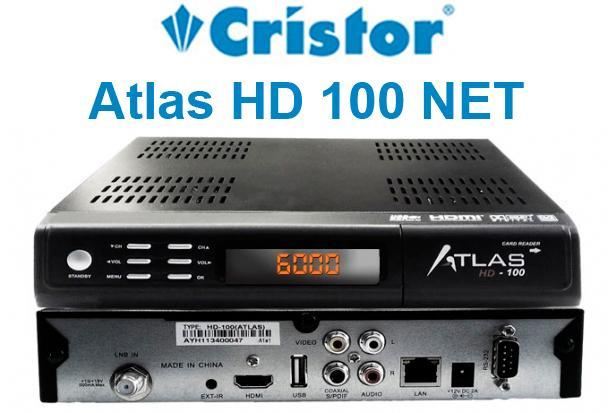 ATUALIZAÇÃO CRISTOR ATLAS HD 100 A124 (13.01.2015) – 26.01.2015
