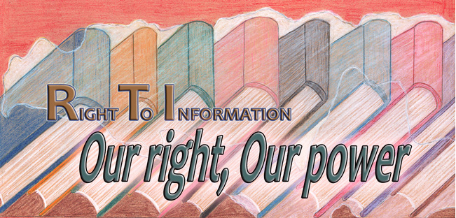 RTI-RIGHT TO INFORMATION