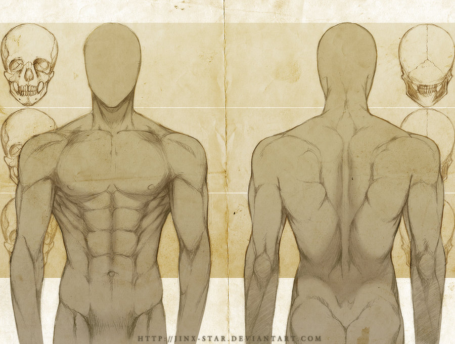 Como Desenhar Mangá: Masculina