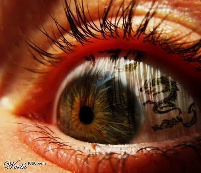 eye tattoos ideas