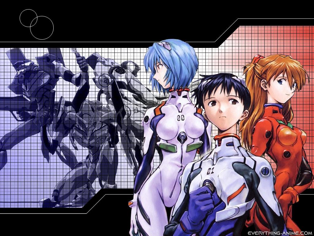 Descargar Neon Genesis Evangelion 26/26 [50-60Mb] [Mega] Sin categoría