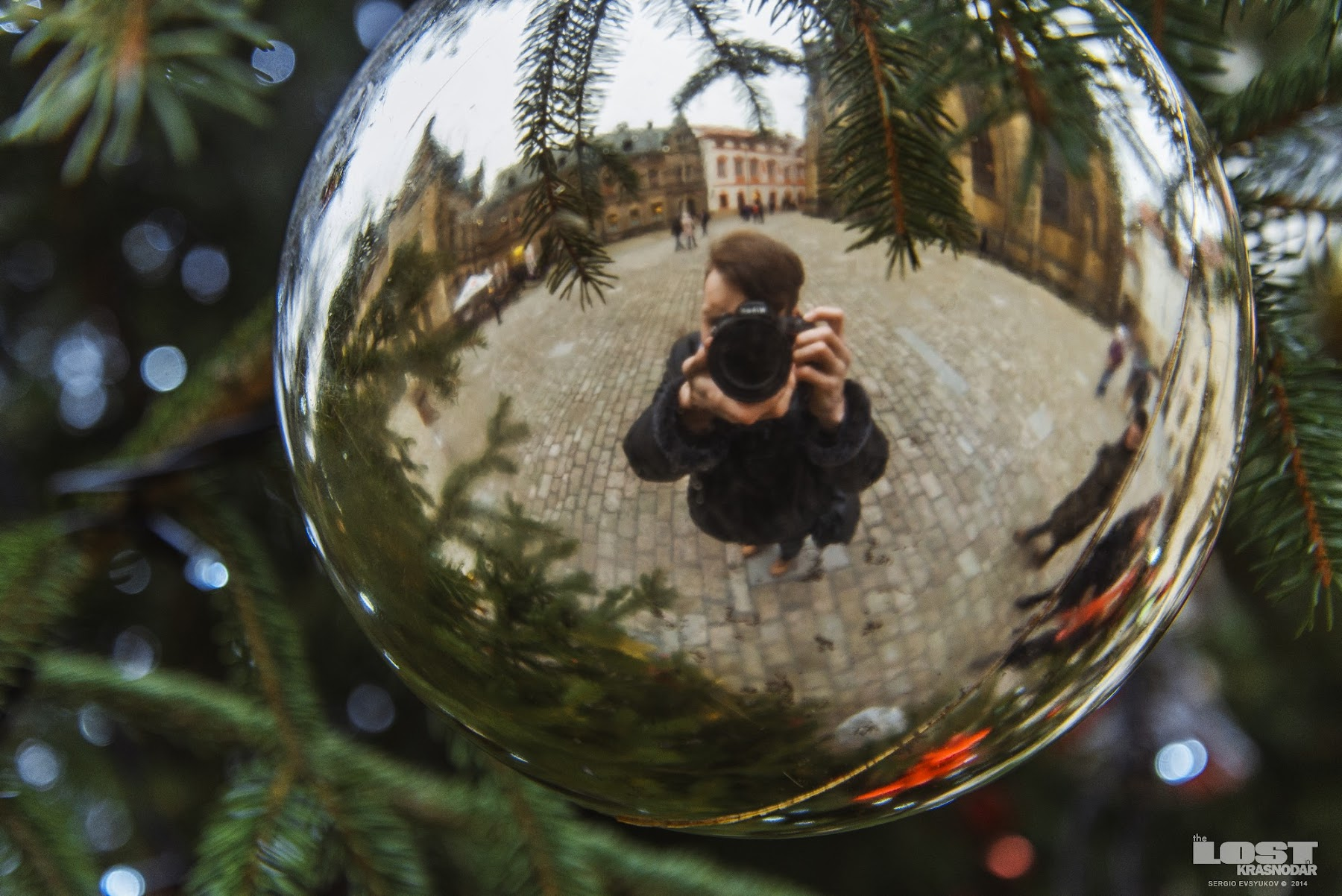 Christmas Prague Castle