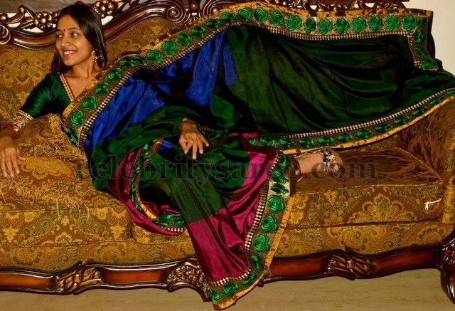 Aashiaanya Uppada Sarees