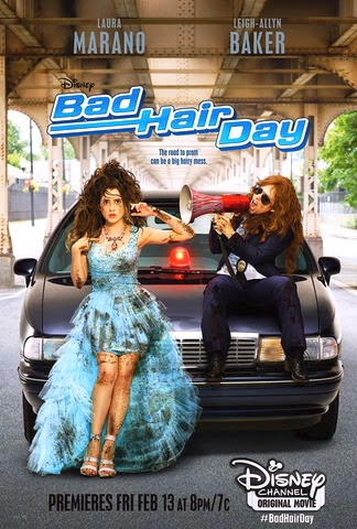 Filme Poster Bad Hair Day HDTV XviD & RMVB Dublado