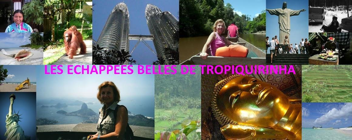 LES ECHAPPEES BELLES DE TROPIQUIRINHA