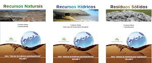 """Livros: Série """"Ciências do Ambiente para Engenharias"""""""
