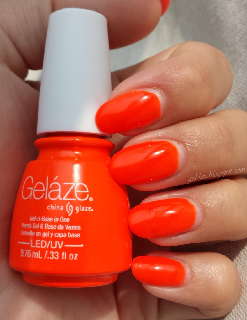 Gel-Luv: A GEL Polish Blog!: Gelaze \