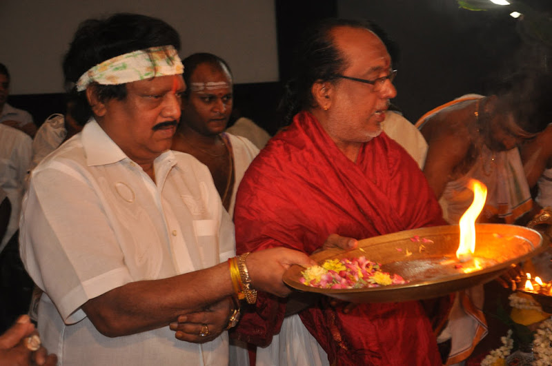 Baba Sathya Sai Movie Launch Stills leaked images