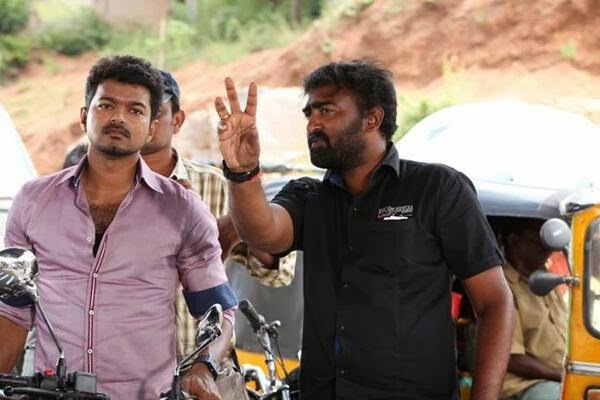 Jilla unseen shooting spot vijay, mohanlal stills - Tamil ...