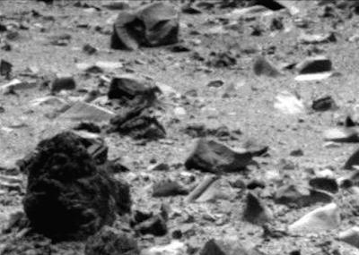 Huge Grey Alien Face Found On Mars, UFO Sightings