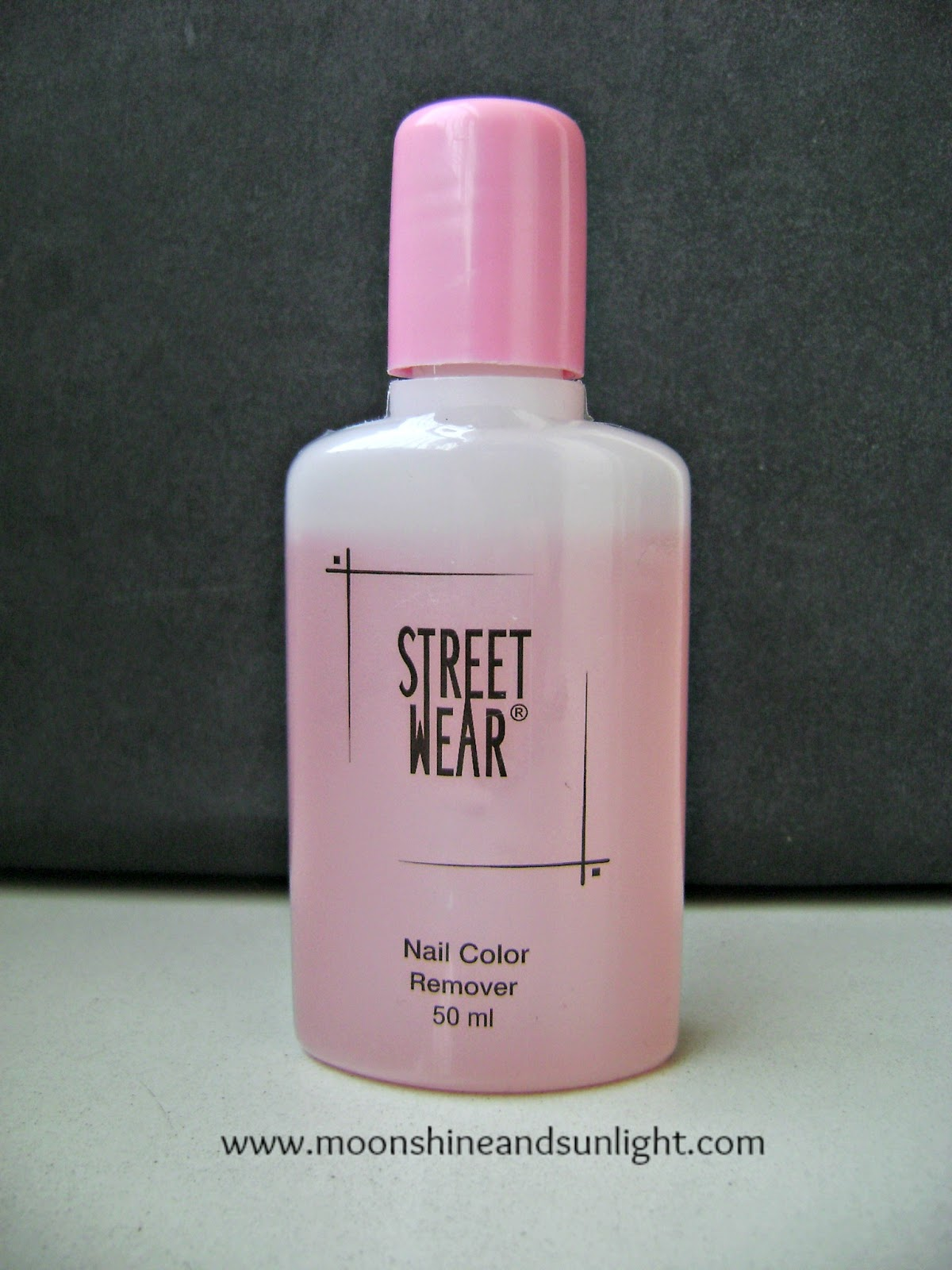 Revlon Street Wear Nail color remover review and price in India