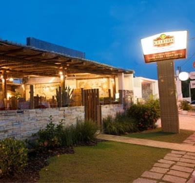 Celeiro Restaurante e Pizzaria: Fachada (foto: site)