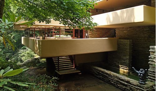 A World Of Interior Design Frank Lloyd Wright