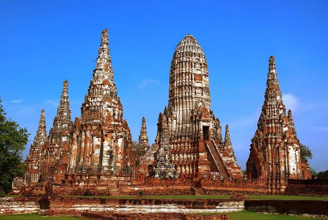 candi-ayutthaya