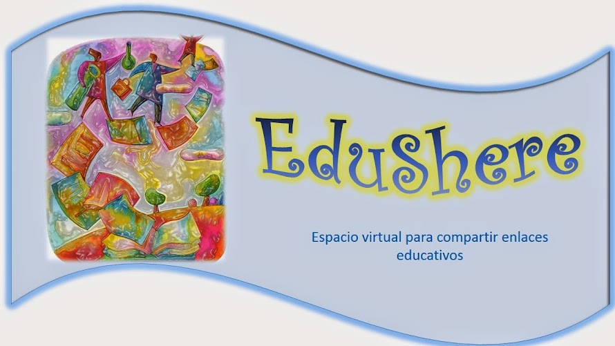 EduShere: espacio virtual para compartir enlaces educativos.