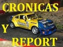 Cronicas-Reportajes de Competiciones