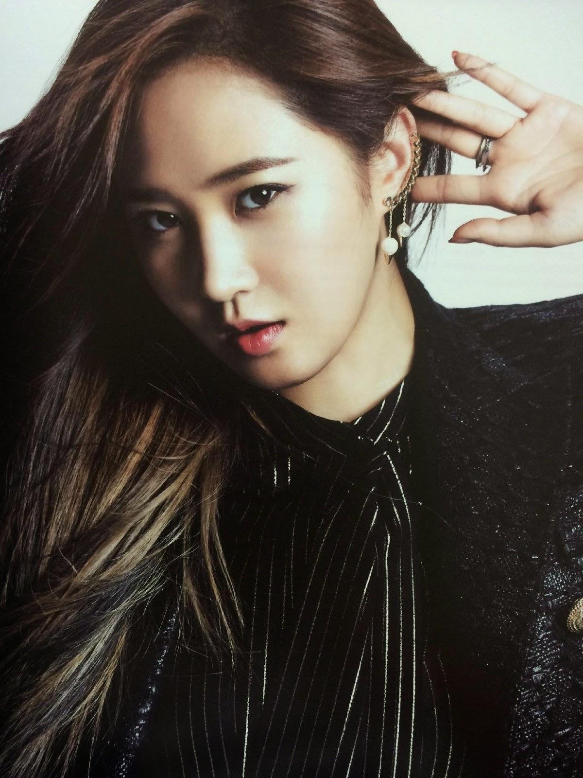 SNSD Yuri (유리; ユリ) Girls Generation The Best Scan Photos 2