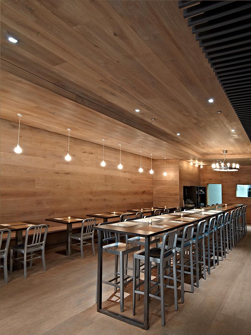 Interiores minimalistas interiores minimalistas resumen - Interiores de restaurantes ...