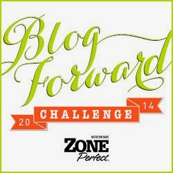 Zone Perfect Blog Forward Challenge 2014