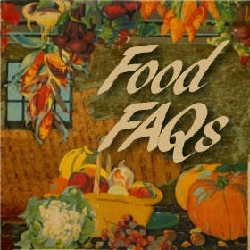 Visit Food FAQs for fast & easy cooking tips and recipes