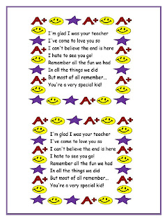 Click here for i m glad i was your teacher poem