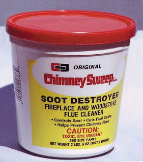 Chimney Sweep Powder