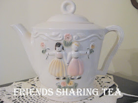 FRIENDS SHARING TEA BLOG PARTY ON WEDNESDAY