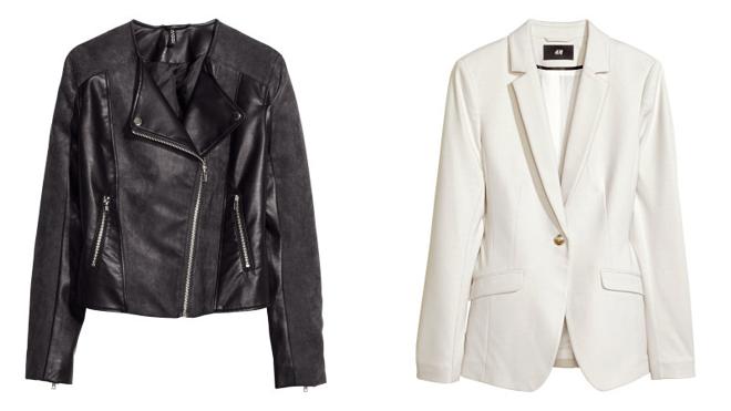Black&white w stylu H&M