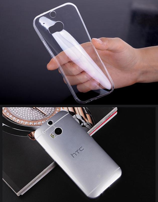 เคส HTC One M8 : รหัสสินค้า 108054 เนื้อใส