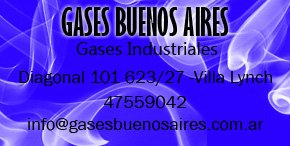 GASES BUENOS AIRES