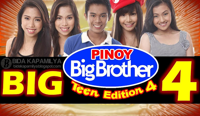 PBB Teen Edition 4 Big 4