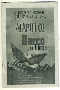 Acapulco, Barco de Libros