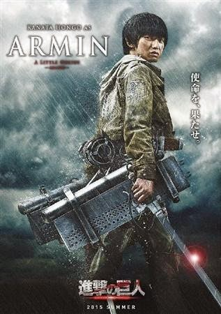 Attack on Titan Live-Action