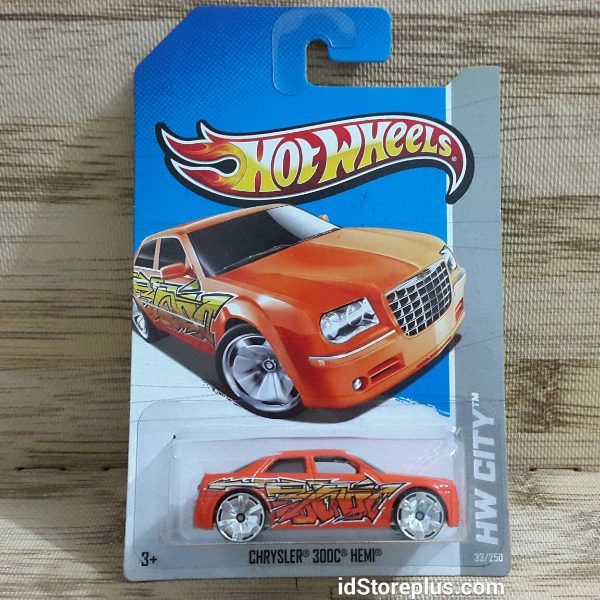 hot wheels 2013 chrysler 300c hemi hw city 33250 - Rare Hot Wheels Cars 2013