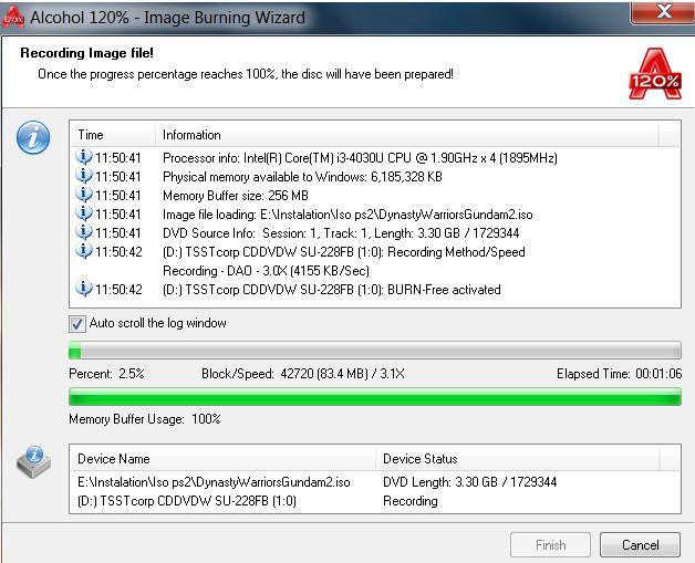 APA AJA ADA: Cara Membuat DVD PS2 Sendiri