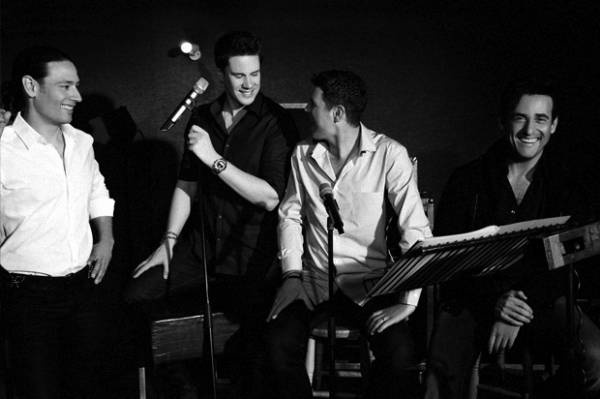 Blog about il divo september 2012 - Divo music group ...