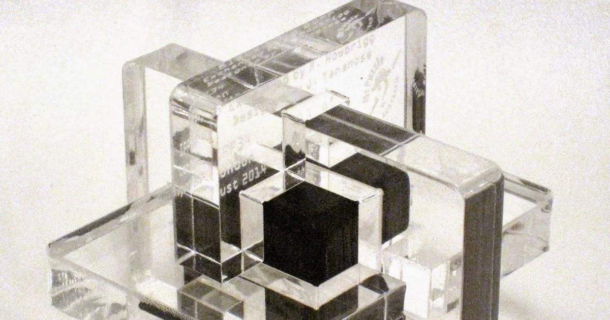 Black Hole Burr Puzzle Rosemary Howbrigg IPP34 Exchange Puzzle Junichi Yananose