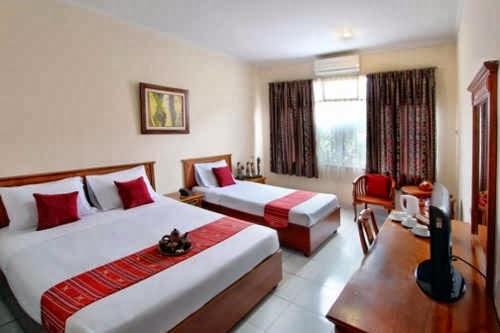 Kamar Hotel Mutiara Bandung