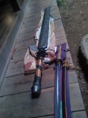 Sanosuke Megumi Yahiko Rurouni Kenshin liveaction