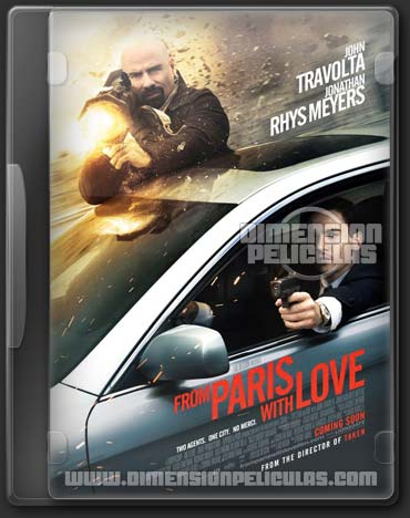 From Paris with Love (BRRip HD ingles Subtitulado) (2010)