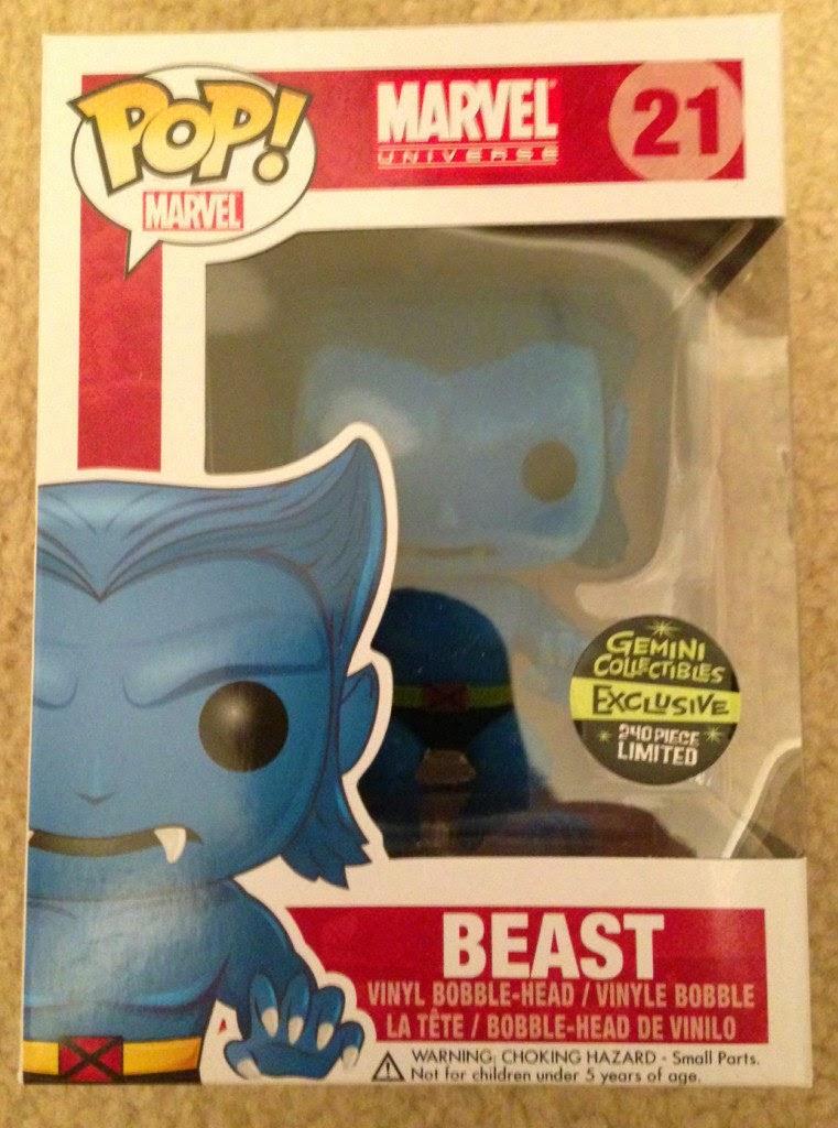 Funko Pop! Beast Flocked