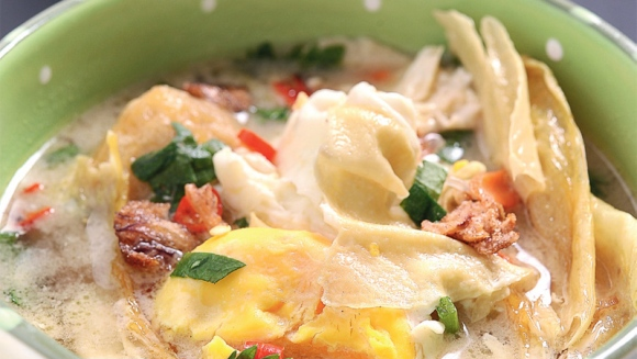 Resepi Telur Masak Sup Yang Sedap Dan Ringkas